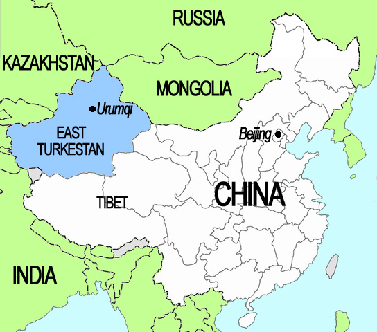 Image result for Turkestan