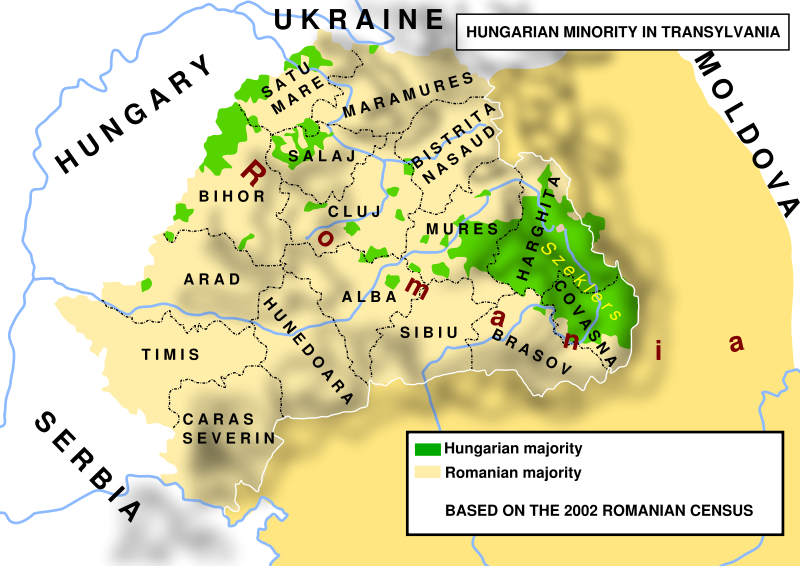 Cultural Autonomy And Territorial Federalism: Two Voting Options For  Hungarians In Transylvania