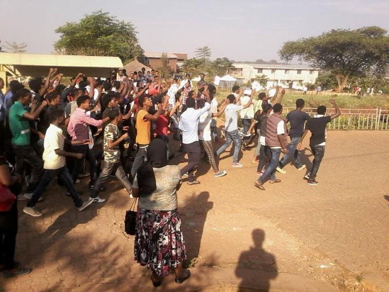 Oromia protests: Ethiopian authorities shut down mobile