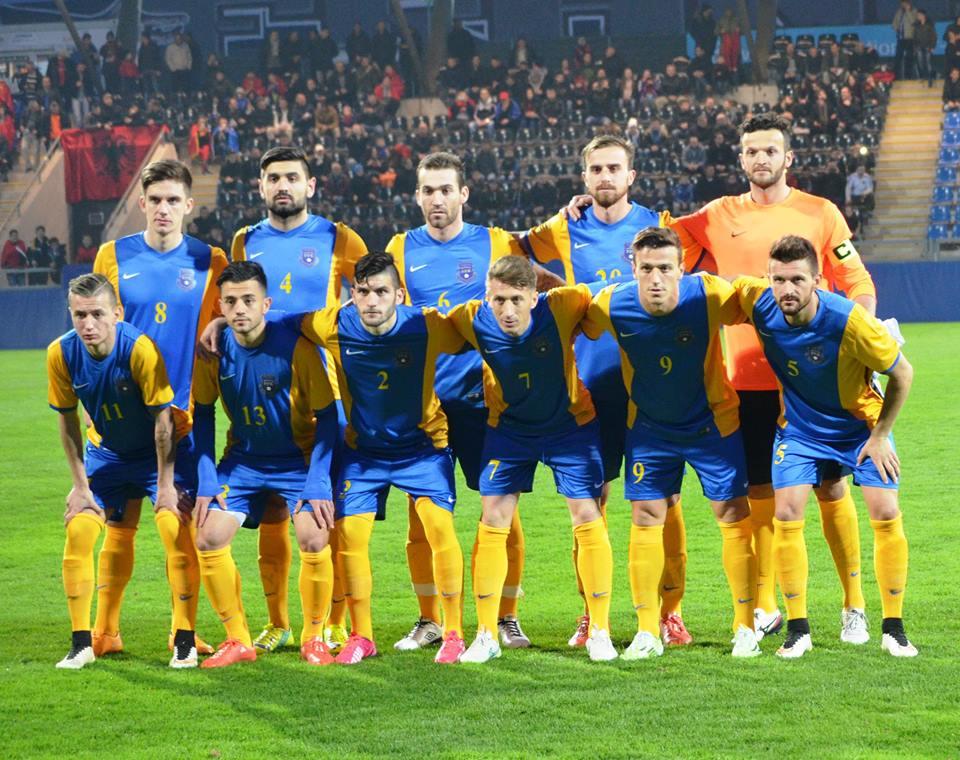 Kosovo Fußball
