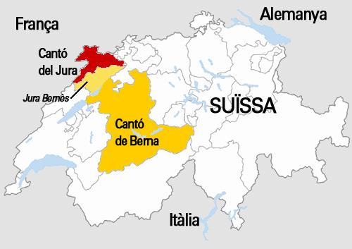 In Swiss referendum Bernese Jura rejects separating from canton of