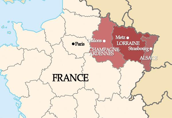 Neither Alsace Alone Nor Brittany Reunified French Assembly Passes