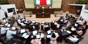 The Congress of Yucatán.