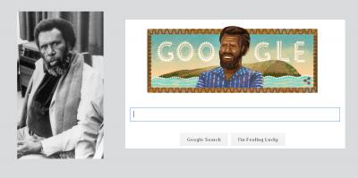 Eddie Mabo and his Doodle.
