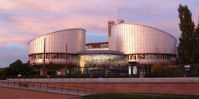 Building of the European Court of Human Rights.