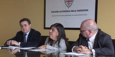 Sardinian government and RAI sign agreement.