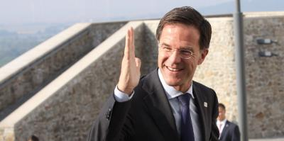 Mark Rutte (Liberal Party), the winner of the Dutch election.