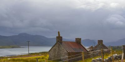 Scottish government says it is worried for sustainabilty of social services in rural areas if immigration is cut.